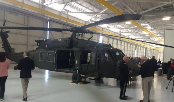 Ribbon Cut on Boone Army Aviation Support Facility - EOP ...