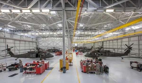 Boone National Guard Army Aviation Support Facility - EOP ...