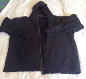 urban equipment secondhand hoodie for men