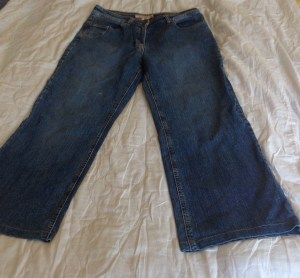 """secondhand women """"jeans Uno"""" jeans"""