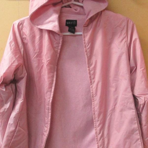 Girls waterproof jacket by spiral