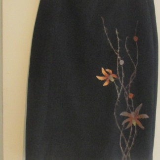 vintage merric skirt size 12 in excellent condition