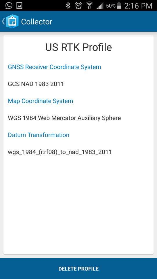 Configuring Esri S Collector 10 4 On Android With Your