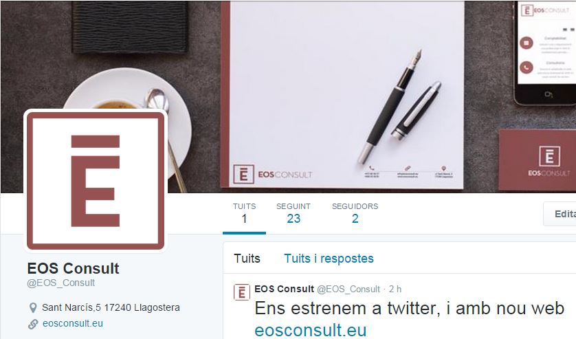 EOS Consult a les Xarxes Socials