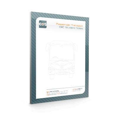 Passenger Transport Student Notes (Single Set)