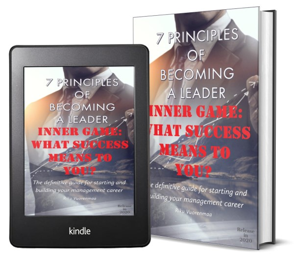 7 Principles of Becoming a Leader - Master your innerg game