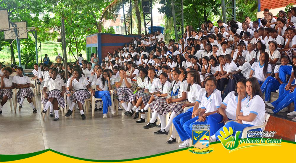 Día del Agua Colegio Normal (4)