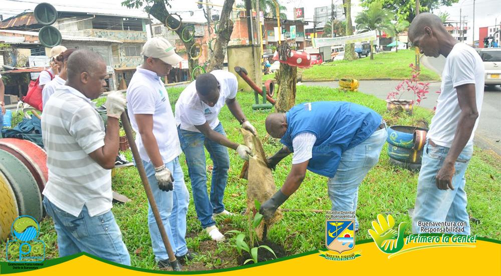 Conmemoración Día Internacional del Árbol (1)