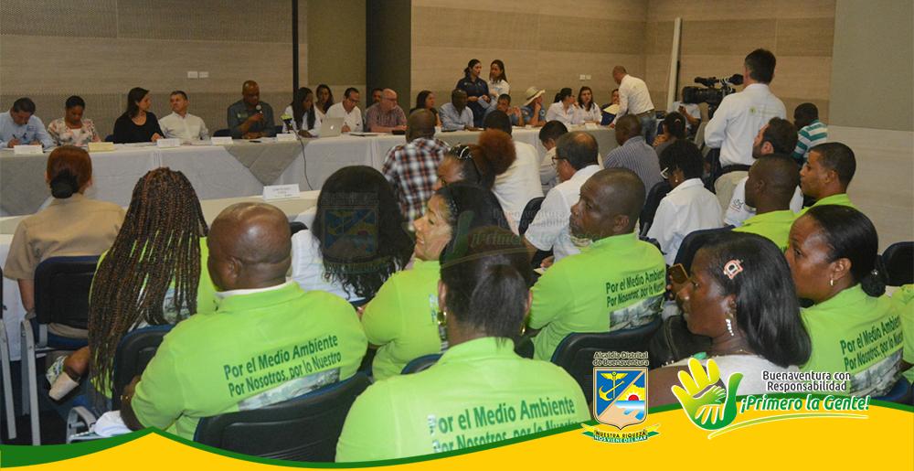 Minambiente lideró mesa de seguimiento a los acuerdos pactados durante el paro cívico (2)