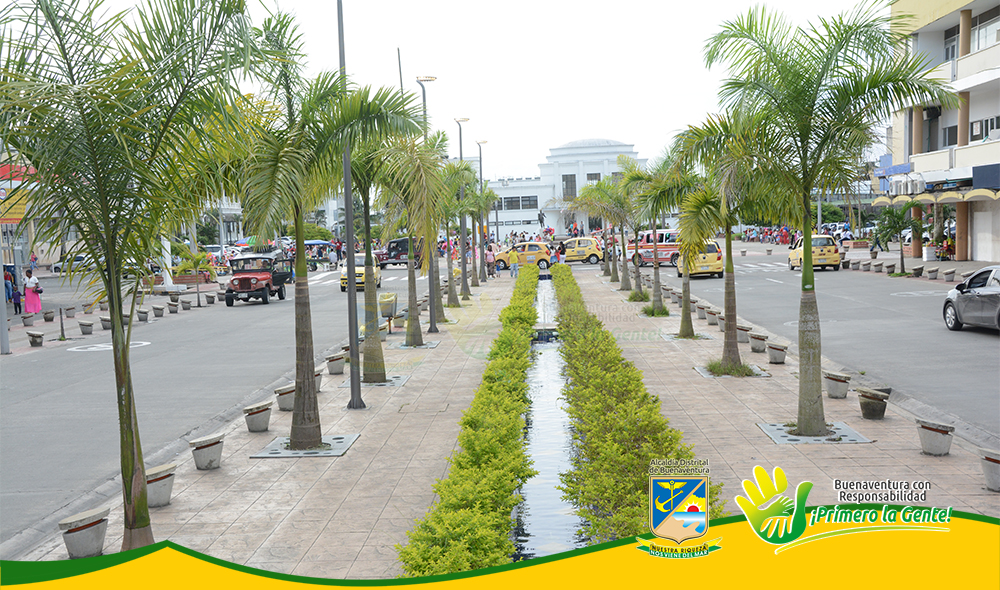Mantenimiento del Boulevard corresponde a la DTA (2)