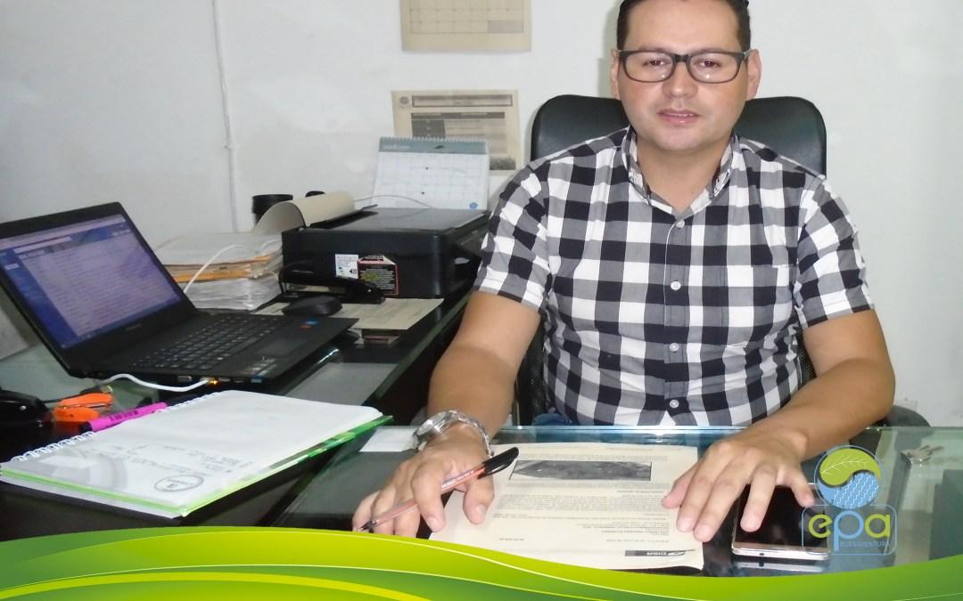 CARLOS JAVIER CRUZ HERRERA ES EL NUEVO DIRECTOR DEL ESTABLECIMIENTO PÚBLICO AMBIENTAL DE BUENAVENTURA