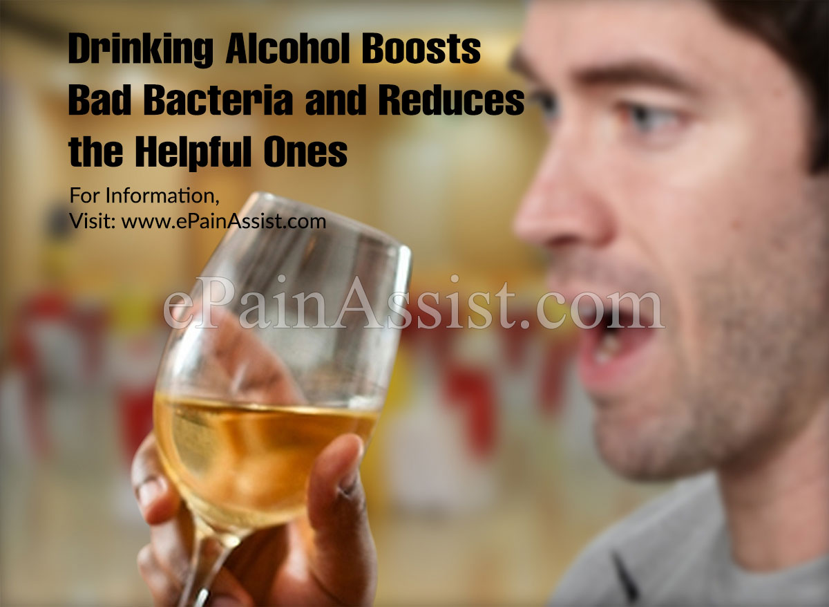 How Does Alcohol Affect Your Mouth Bacteria Know Its