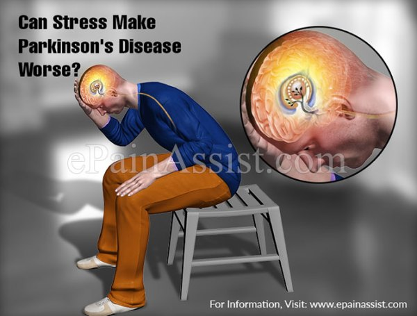 Can Stress Make Parkinson's Disease Worse?