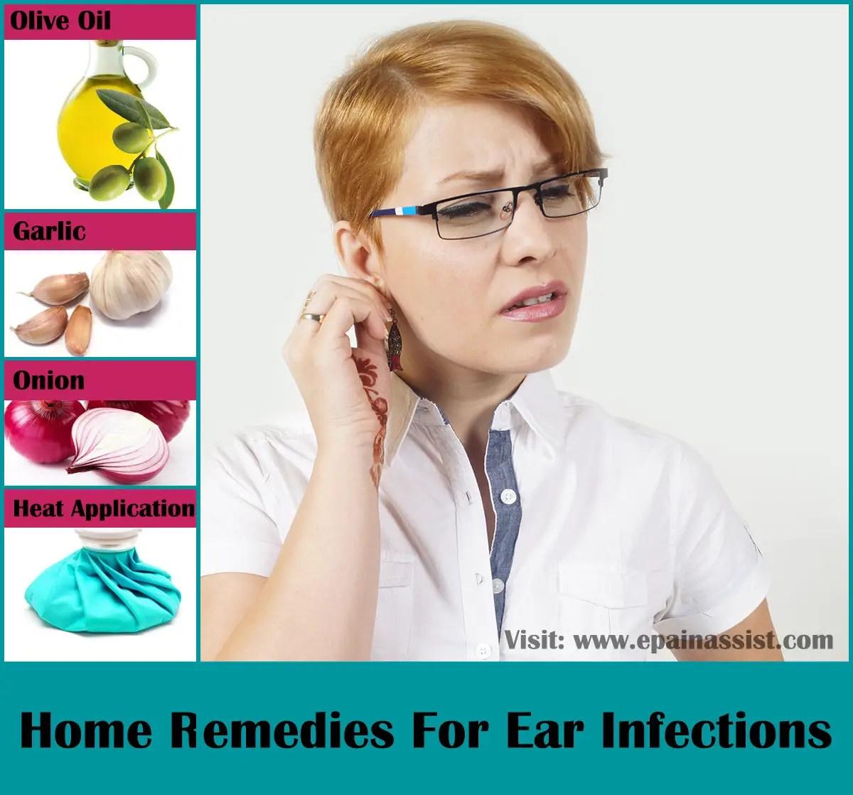 Earache Home Remedy