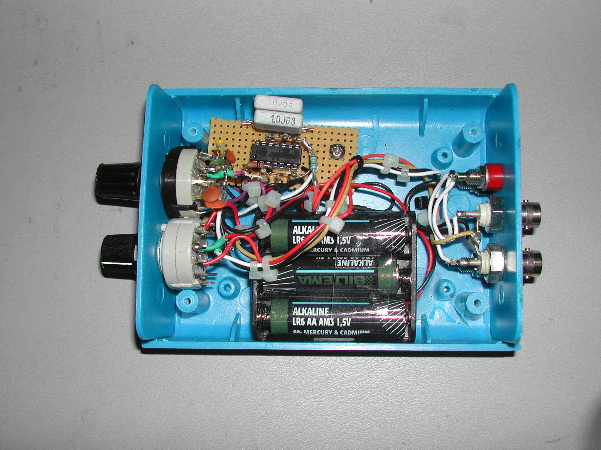 Tens Circuit Diagram - Complete Wiring Diagrams •