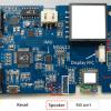 Kit variomètre arduino avec ms5611, IMU ICM-20948 samd21, bluetooth gps