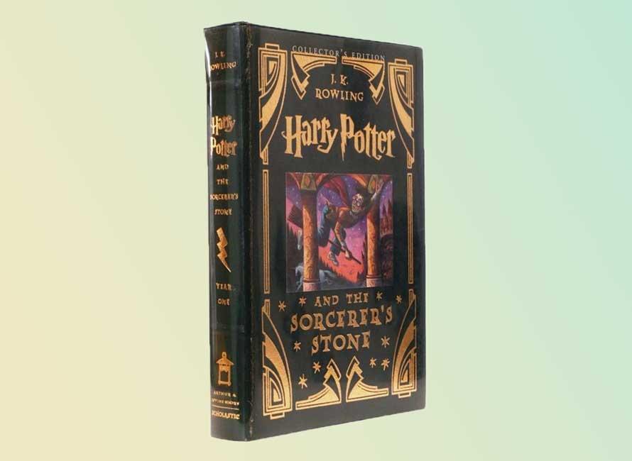 Harry Potter Sorcerers Stone Pdf