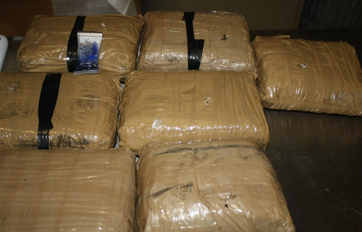 DEL RIO, Texasu2014U.S. Customs And Border Protection, Office Of Field  Operations (OFO) CBP Officers At The Del Rio Port Of Entry Seized  Methamphetamine Valued ...