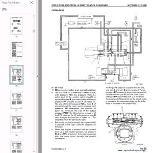 KOMATSU PC200 5 PC220 5 WORKSHOP REPAIR MANUAL DOWNLOAD  Auto Electrical Wiring Diagram