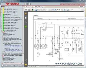 Download Toyota Hilux RZN142 VZN167 KZN165 KDN145 Service