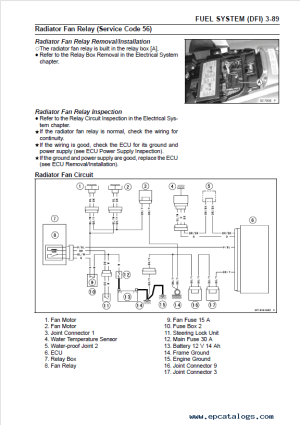 Kawasaki Motorcycles 1400GTR, Concours 1414ABS SM PDF