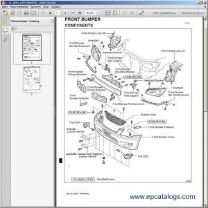 Lexus IS200, 19992002 Repair Manual Download