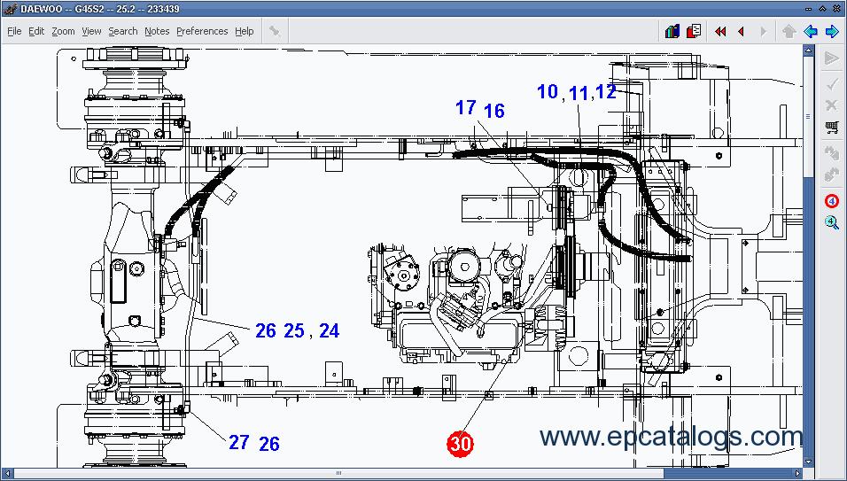 Daewoo Forklift Wiring Diagram - Wiring Diagram M4 on