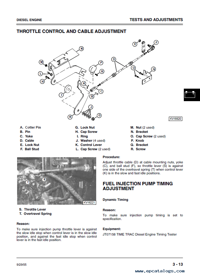 john deere 260 270 skid steer loaders technical manual tm 1780 pdf?resize\=655%2C906\&ssl\=1 john deere gator fuel pump wiring diagram john deere 316 fuel john deere 180 wiring diagram at virtualis.co