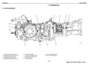 Deutz Agrotron 808590100105 MK3 Workshop Manual PDF
