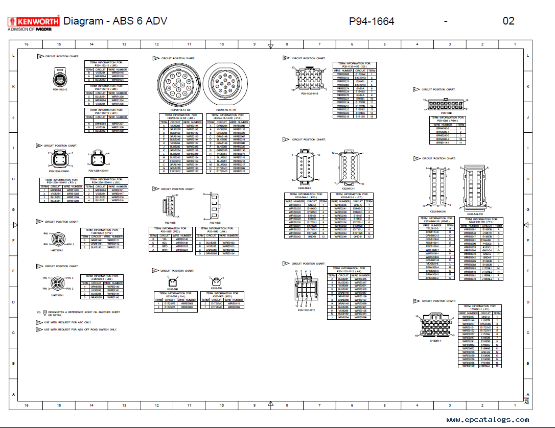 kenworth t2000 electrical wiring diagram manual pdf?resize\\\=665%2C513\\\&ssl\\\=1 1999 kenworth turn signal wiring diagram 1999 wiring diagrams kenworth wiring diagram at readyjetset.co