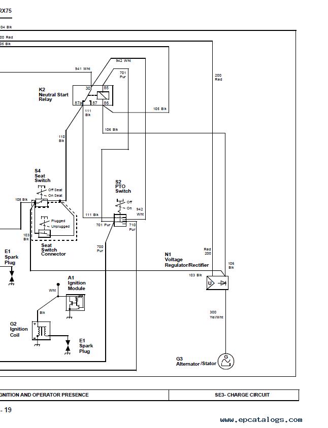 john deere gx70 gx75 gx85 sx85 gx95 srx75 srx95 riding mowers tm1491 pdf?resize\\\=646%2C844\\\&ssl\\\=1 2001 deville radio wiring harness camry wiring harness u2022 2001 deville radio wiring diagram at webbmarketing.co