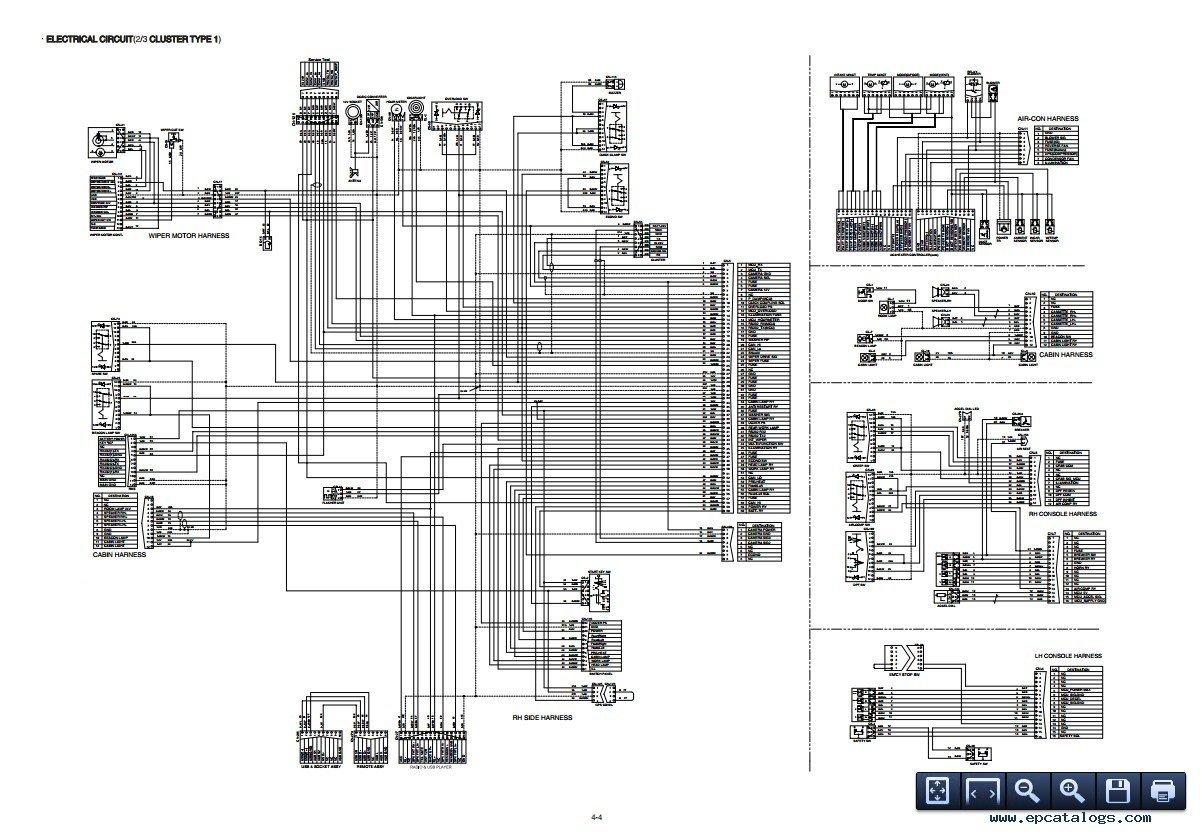 Hyundai R180w 9s Wheel Excavator Workshop Manual Download