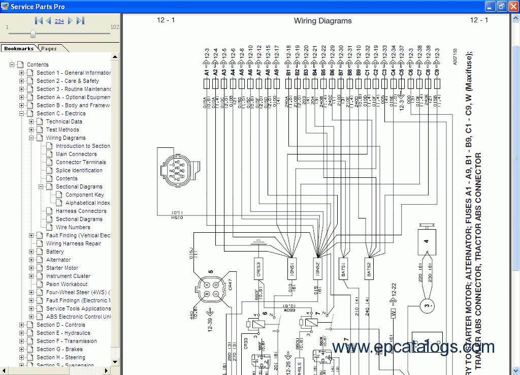 exelent jcb wiring diagram inspiration electrical diagram ideas rh itseo info  jcb 214 starter wiring diagram