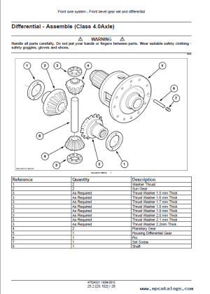 New Holland T7220T7270 Tractors Service Manual PDF