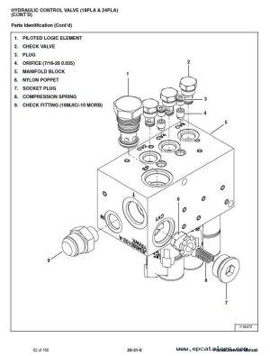 Skid Steer 873 Fuel System Diagram  Best Place to Find