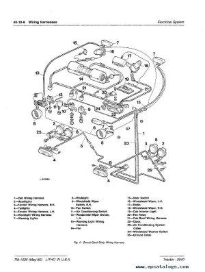 JOHN DEERE 2940 WIRING DIAGRAM FREE PICTURE  Auto Electrical Wiring Diagram