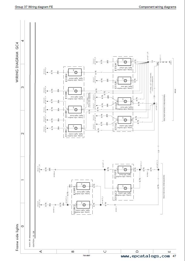 Diagram Volvo Fl6 Truck Electrical Wiring Diagram Service Manual