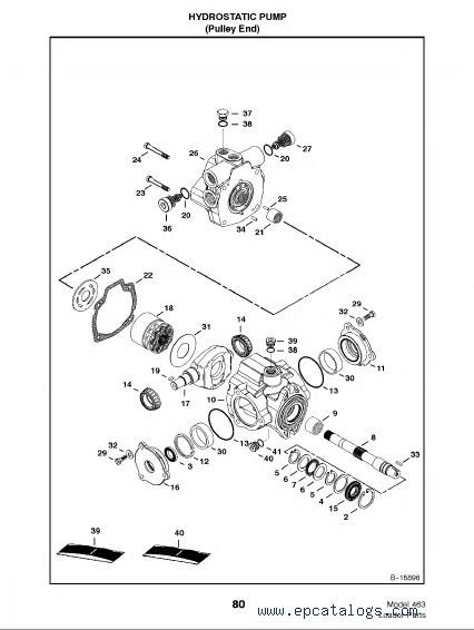 g series 751 bobcat wiring diagram Bobcat S250 Wiring Diagrams