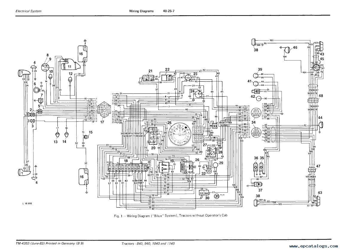 X485 Wiring Diagram