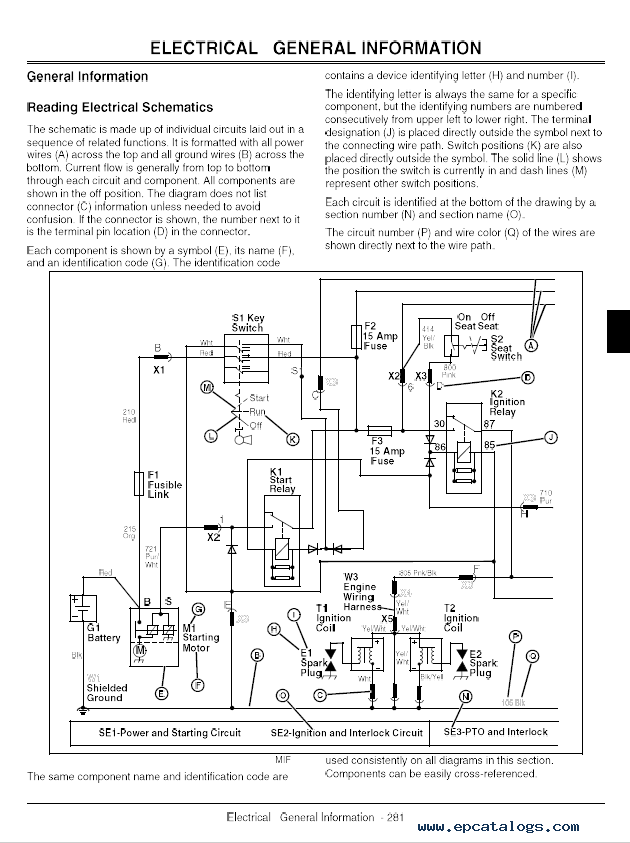 john deere 1420 1435 1445 1545 1565 front mower tm1806 technical manual pdf?resize=630%2C843&ssl=1 wiring schematic rx95 wiring wiring diagrams collection  at reclaimingppi.co