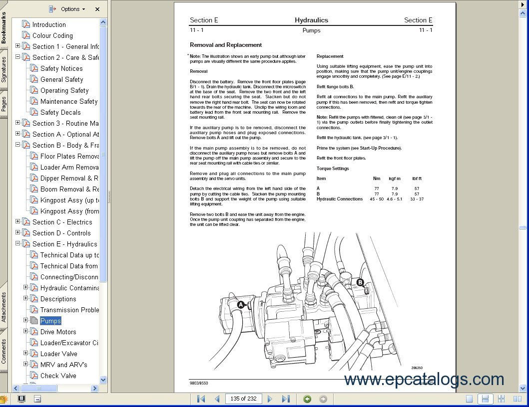 Jcb 940 Wiring Diagram For You Forklift Schematic Schematics Library Backhoe Diagrams