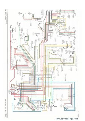 John Deere 4030 Tractor TM1055 Technical Manual PDF