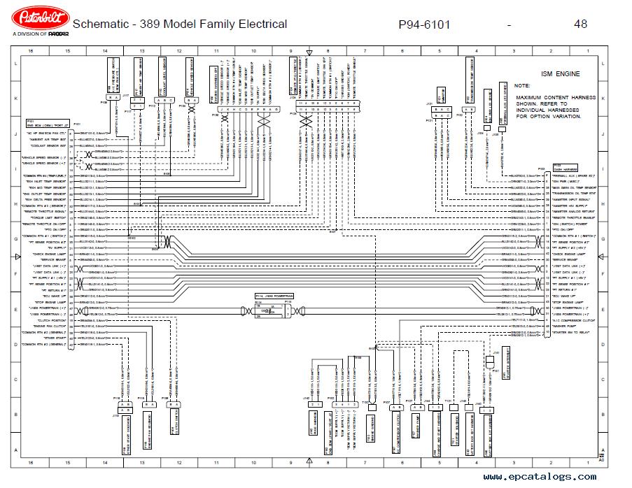 Wiring Peterbilt Diagram 379 Headlight