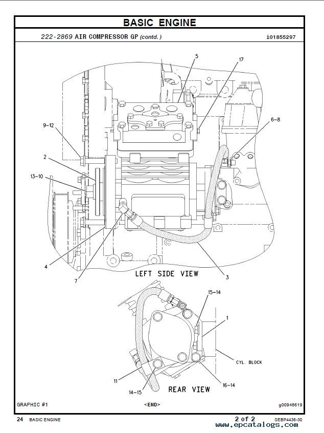 Diagram Cat Generator Wiring File Bm88758