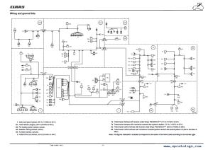 Claas Renault Celtis 426 436 446 Tractor Service Manual PDF