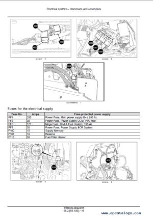New Holland T6 Series Tractors Service Manual PDF