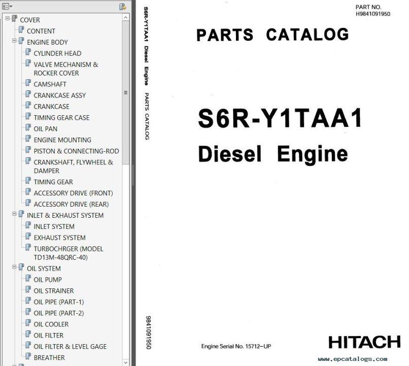 Mitsubishi Spare Parts Catalogue Pdf | Reviewmotors co