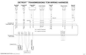 Detroit Diesel Wiring Diagrams All Years Repair Manual