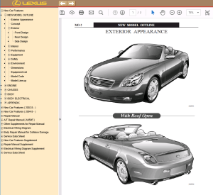 [MNL2262] Lexus Sc430 Owners Manual Pdf | 2019 Ebook Library