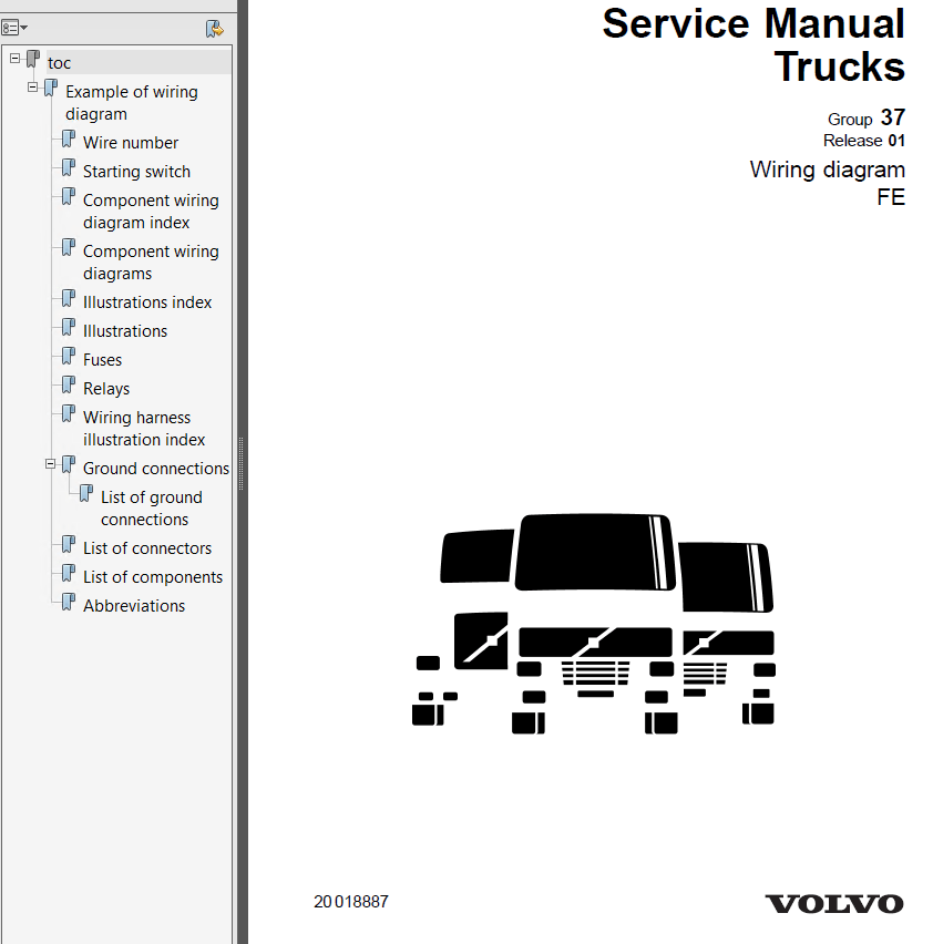volvo trucks fe wiring diagram service manuals pdf 2000 kenworth w900 fuse diagram wiring wiring diagram instructions volvo vnl 670 wiring diagram at panicattacktreatment.co